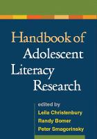 Handbook of Adolescent Literacy Research (Paperback)