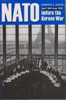 NATO before the Korean War: April 1949-1950 (Hardback)