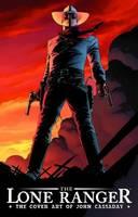 The Lone Ranger Cover Art Of John Cassaday (Paperback)