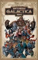 Steampunk Battlestar Galactica 1880 (Paperback)