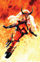 Lady Demon: Hell to Pay (Paperback)