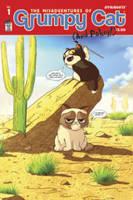 Grumpy Cat: Misadventures (Hardback)