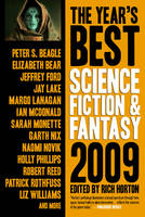 The Year's Best Science Fiction and Fantasy 2009 (Paperback)
