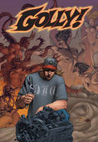 Golly: Golly Volume 1: Catching Hell Catching Hell v. 1 (Paperback)