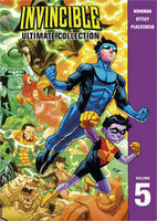 Invincible: The Ultimate Collection Volume 5 (Hardback)