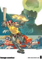 Superpatriot: Americas Fighting Force (Paperback)