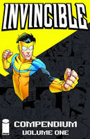 Invincible Compendium Volume 1 (Paperback)