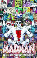 Madman 20th Anniversary Monster (Hardback)