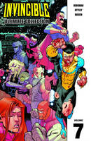 Invincible: The Ultimate Collection Volume 7 (Hardback)