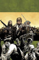 The Walking Dead Volume 19: March to War (Paperback)