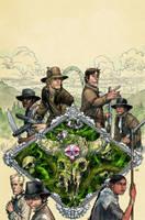 Manifest Destiny Volume 1: Flora & Fauna (Paperback)