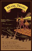 Mark Twain: Five Novels - Leather-bound Classics (Leather / fine binding)