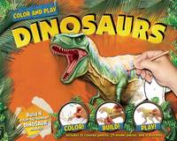 Color and Play: Dinosaurs - Color and Play