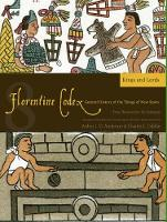 The Florentine Codex, Book Eight: Kings and Lords: A General History of the Things of New Spain (Paperback)