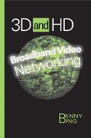 Broadband Video Networking (Hardback)