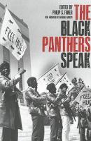 Black Panthers Speak (Paperback)