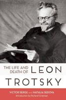 Life And Death Of Leon Trotsky (Paperback)