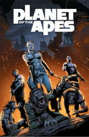 Planet of the Apes: v.5 (Paperback)