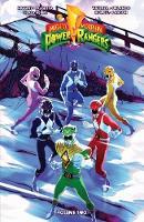 Mighty Morphin Power Rangers Vol. 2 - Mighty Morphin Power Rangers 2 (Paperback)