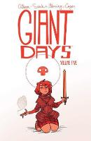 Giant Days Vol. 5 - Giant Days 5 (Paperback)
