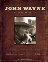 John Wayne: The Genuine Article (Hardback)
