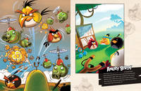 Angry Bird: The Complete Sticker Collection (Paperback)
