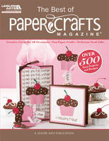 The Best of Paper Crafts Magazine (Paperback)