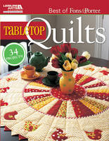 Best of Fons & Porter: Tabletop Quilts (Paperback)