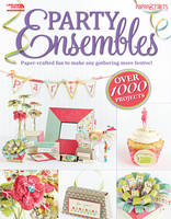 Party Ensembles: Paper-crafted Fun to Make Any Gathering More Festive! - Papercrafts