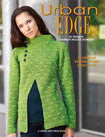 Urban Edge: 13 Crochet Designs in Sizes Small to 3X (Paperback)