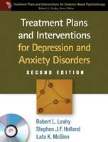 Treatment Plans and Interventions for Depression and Anxiety Disorders - Treatment Plans and Interventions for Evidence-Based Psychotherapy (Paperback)