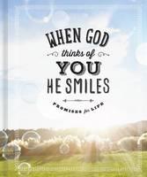 When God Thinks of You He Smiles: Impulse Giftbooks - Impulse Giftbooks (Hardback)