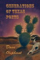 Generations of Texas Poets (Paperback)