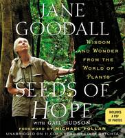 Seeds of Hope: Wisdom and Wonder from the World of Plants (CD-Audio)