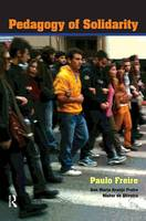 Pedagogy of Solidarity - Qualitative Inquiry and Social Justice (Paperback)