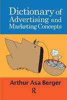 Dictionary of Advertising and Marketing Concepts (Hardback)