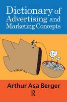 Dictionary of Advertising and Marketing Concepts (Paperback)