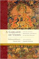 A Garland of Views: A Guide to View, Meditation, and Result in the Nine Vehicles (Hardback)