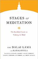 Stages of Meditation: The Buddhist Classic on Training the Mind - Core Teachings of Dalai Lama (Paperback)