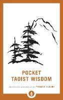Pocket Taoist Wisdom - Shambhala Pocket Library (Paperback)