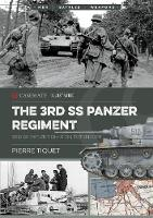 """The 3rd Ss-Panzer Regiment """"Totenkopf"""": 1943-45 - Casemate Illustrated (Paperback)"""