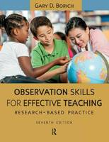 Observation Skills for Effective Teaching: Research-Based Practice (Paperback)