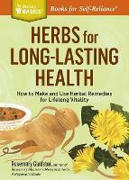 Herbs for Long-Lasting Health (Paperback)