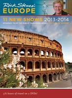 Rick Steves' Europe: 11 New Shows (DVD video)