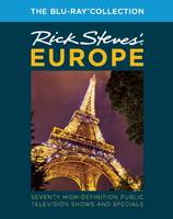 Rick Steves' Europe The Blu-Ray Collection (DVD video)