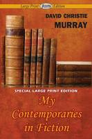 My Contemporaries in Fiction (Paperback)