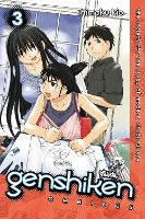 Genshiken Omnibus 3 (Paperback)