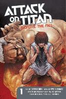 Attack On Titan: Before The Fall 1 (Paperback)