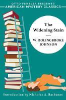 The Widening Stain (Hardback)