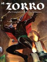 Zorro: The Complete Dell Pre-Code Comics (Hardback)